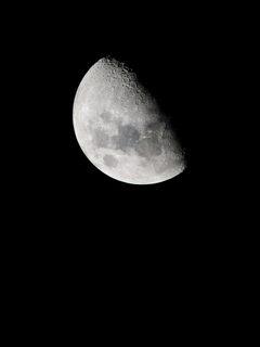 Gibbous Moon Wallpapers