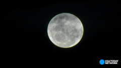 Supersized Supermoon will be biggest in nearly 70 years