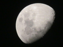 waxing gibbous moon wallpapers and backgrounds