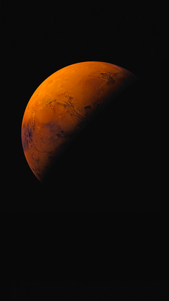 Mars Lumia Icon Wallpapers