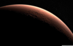 Mars Craters 4K HD Desktop Wallpapers for 4K Ultra HD TV