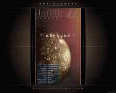 planet mercury wallpapers and backgrounds