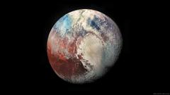 Wallpapers Pluto NASA HD 4K 8K Space