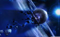 Saturn Gravity HD desktop wallpapers High Definition Fullscreen