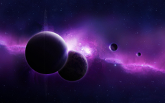 purple planet space digital art wallpapers kingdom carly rae jepsen