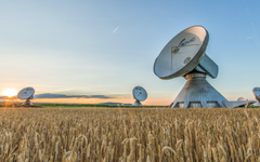 Satellite Dishes Technology Wallpapers HD Desktop