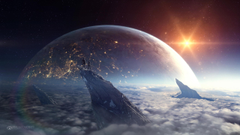 Planet Rise Wallpapers 20