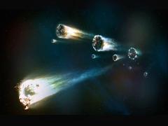 Meteor shower wallpapers hd