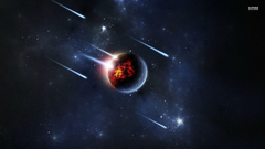Space image Meteors HD wallpapers and backgrounds photos