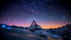 Milky Way Sky Wallpapers