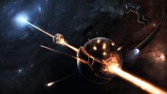 Outer space planets science fiction artwork space wallpapers