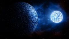 Sci fi science art cg digital outer planets cities moon mech tech