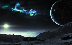 Tyler young artwork outer space planets wallpapers