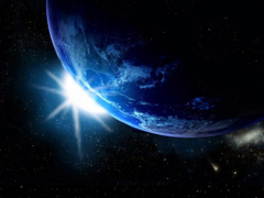 Top 20 HD earth outer space science fiction wallpapers for Mac Desktop