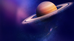 Galaxy Saturn Planets Huawei Honor