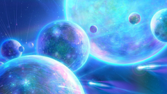 Gary tonge digital art outer space planets wallpapers