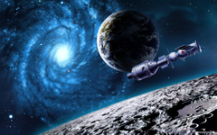 HD Space Exploration Wallpapers