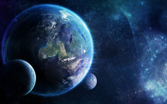 Space Exploration Planet Wallpapers