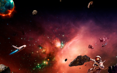 Daily Wallpaper Space Exploration Begins Exclusive