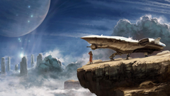 Exploring New Space widescreen wallpapers