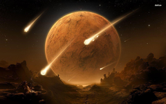 Meteor Wallpapers HD Backgrounds Image Pics Photos