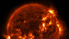 Solar Flare Wallpapers for Gadgets