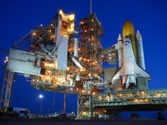 Rockets Space Shuttle NASA launch pad wallpapers