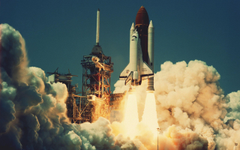 Rocket Launch HD Wallpapers and Backgrounds