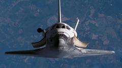 Wallpapers NASA vehicle airplane military aircraft rocket