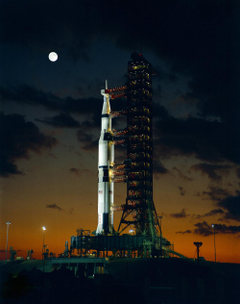 Surprising Facts About NASA s Mighty Saturn V Moon Rocket