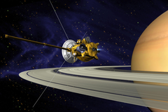 Flyby Of Saturn s Rings Hd Wallpapers Wallpapers13