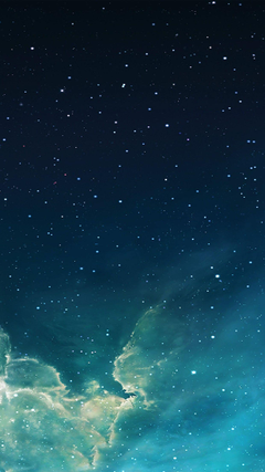wallpapers galaxy blue 7 starry star sky iphone 6 plus wallpapers