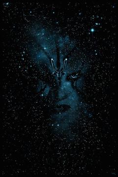 face Portrait display Movies Star Trek Beyond Space Star Trek