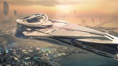 Star Citizen Spaceship Wallpapers