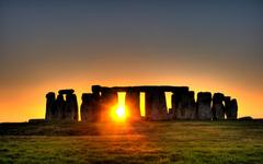Summer Solstice At Stonehenge computer desktop wallpapers