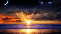Christian Zennaro Vulcan Sunrise by americanpsycho