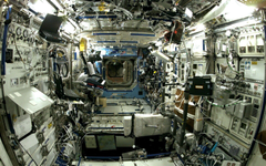NASA space shuttle interior HD wallpapers