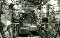 NASA space shuttle interior HD wallpapers