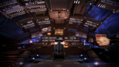Space ship interior HD wallpapers
