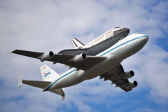 Inside the Space Shuttle Carrier Aircraft National Geographic Blog
