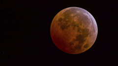 Supermoon total eclipse is essential viewing