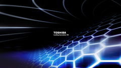 Toshiba Leading Innovation Wallpapers