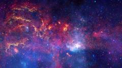 Wallpapers Galaxy Stellar Stars Vibrant Hubble Space Telescope