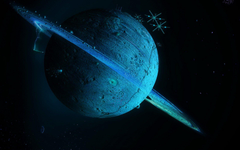 Seventh blue planet Uranus wallpapers and image