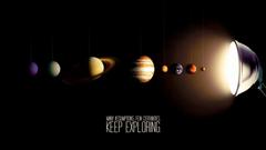 Saturn pluto neptune mercury artwork venus uranus wallpapers