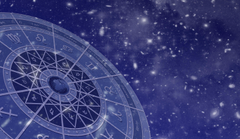 Signs of the zodiac on a blue backgrounds wallpapers and image