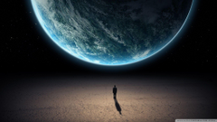 Alone In The Universe 4K HD Desktop Wallpapers for 4K Ultra HD TV