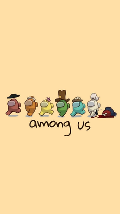 Among us wallpapers by Luckycato