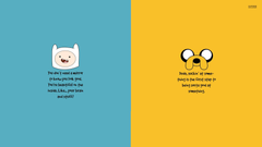 Adventure Time motivation wallpapers