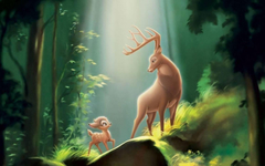 Bambi Wallpapers Great Prince Of The Forest The Bambi Father